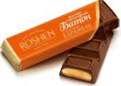 Čokoládová tyčinka Roshen