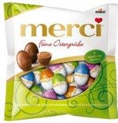Čokoládová vajíčka Merci