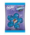 Čokoládová vajíčka mini Milka