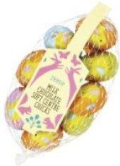 Čokoládová vajíčka Tesco