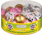 Čokoládová zvířátka Riegelein