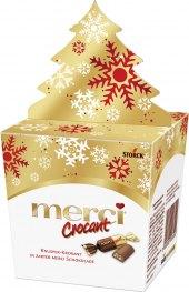 Čokoládové bonbony Crocant Merci