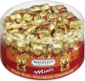 Čokoládové figurky Minis Riegelein