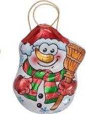 Čokoládové figurky vánoční