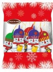 Čokoládové figurky vánoční Chocoland