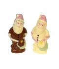 Čokoládové figurky vánoční Klett
