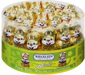 Čokoládové figurky velikonoční Minis Riegelein