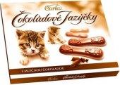 Jazýčky čokoládové Carla