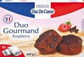 Koláčky čokoládové Duc de Coeur