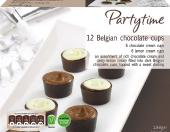 Košíčky čokoládové mražené Partytime