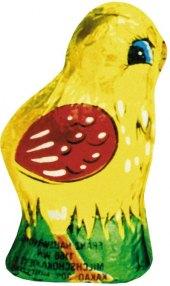 Čokoládové kuřátko