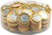 Čokoládové mince Walcor