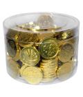 Čokoládové mince