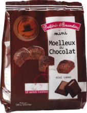 Minidortíky čokoládové