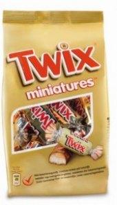 Tyčinky čokoládové Mini Twix