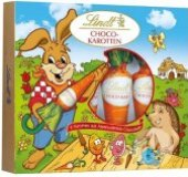 Čokoládové mrkvičky Lindt
