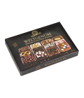 Čokoládové oplatky s posypem Weltgenuss