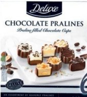 Bonboniéra Pralinky Deluxe