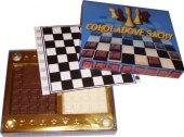 Čokoládové šachy Fikar