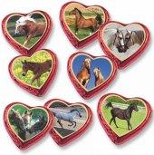 Čokoládové srdce Günthart