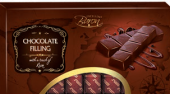 Čokoládové tyčinky Baron