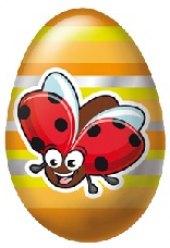 Čokoládové vajíčko Figaro