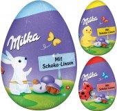 Čokoládové vajíčko Milka