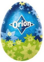Čokoládové vajíčko Orion