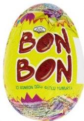 Čokoládové vajíčko s lentilkami Bon Bon Elvan