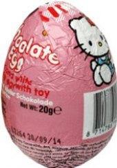 Čokoládové vajíčko  s překvapením