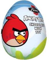 Čokoládové vajíčko s překvapením Fazer