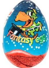 Čokoládové vajíčko s překvapením Haas