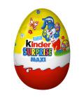 Čokoládové vajíčko s překvapením Maxi Kinder Surprise
