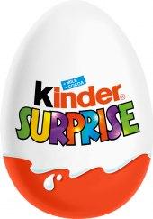 Čokoládové vajíčko s překvapením Kinder Surprise