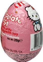 Čokoládové vajíčko s překvapením BIP