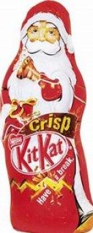 Čokoládový Mikuláš Kit Kat