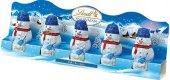 Čokoládový mini sněhulák Lindt