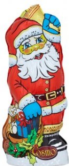 Čokoládový Santa Claus Cosmo