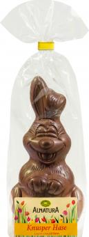 Čokoládový zajíc Alnatura
