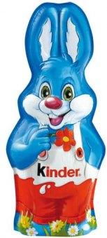 Čokoládový zajíc Kinder