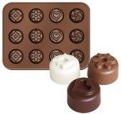 Formičky čokomix na čokoládu Delícia Tescoma