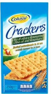 Krekry Crackers Colussi