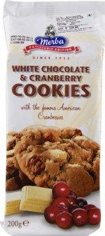 Sušenky Cookies Merba