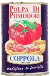 Drcená rajčata Coppola Polpa Di Pomodori