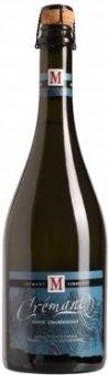 Sekt Extra Brut Crémant Pinot Chardonnay Vinselekt Michlovský