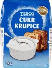 Cukr krupice Tesco