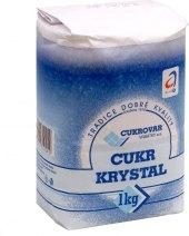 Cukr krystal Cukrovar Vrbátky