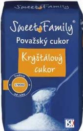 Cukr krystal Sweet Family