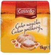 Cukr moučka Castello