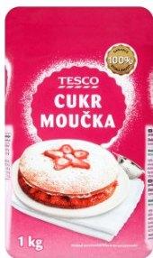 Cukr moučka Tesco